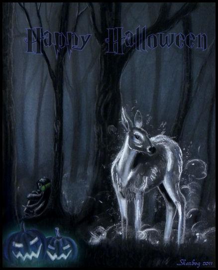 happy hp halloween snape