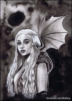Daenerys Targaryen-Skarbog