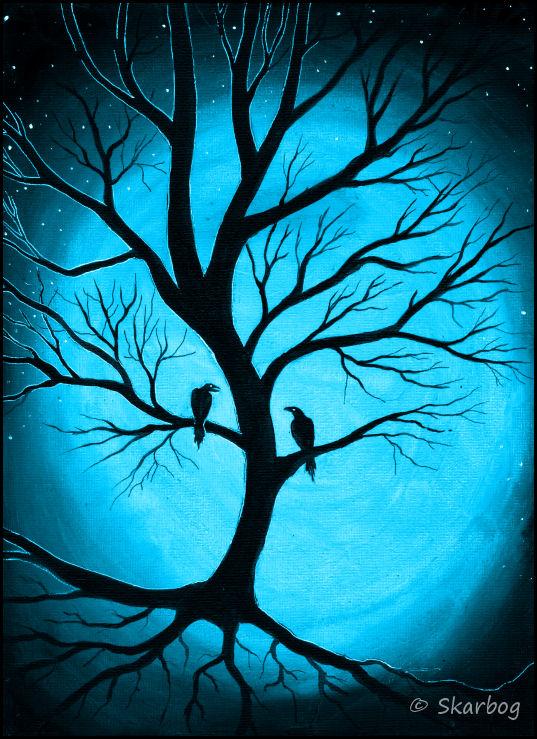 005 greenisvh tree 2 - skarbog