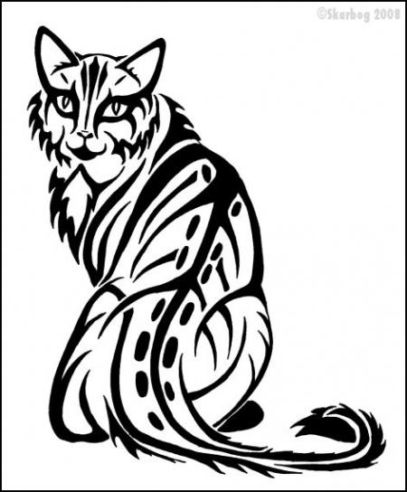 Cat_1_by_Skarbog
